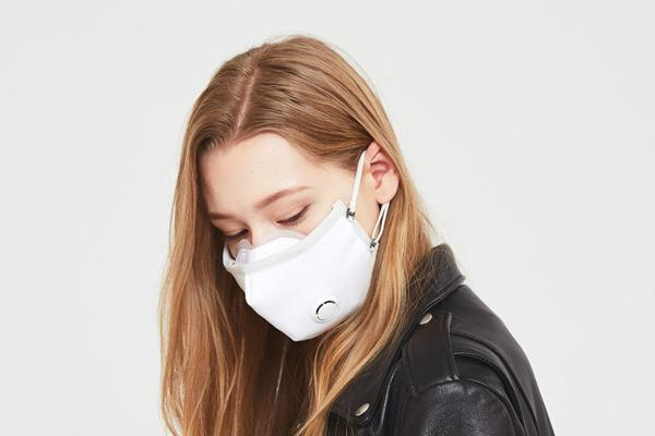 Apury Basic Mask (White)