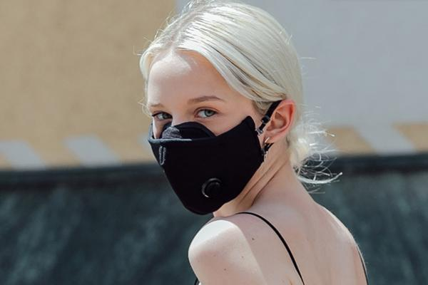 Apury Basic Mask (Black)
