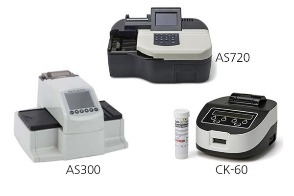 Urine Test Analyzers(AS300, AS720, CK-60)