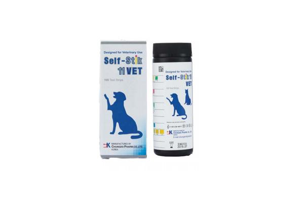 Self-Stik Vet(Urine Test Strips for Animals)